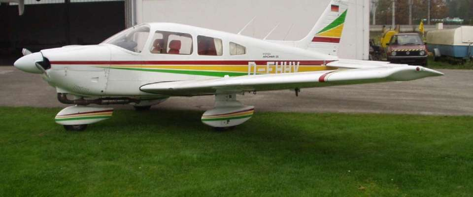 Motorflugschule