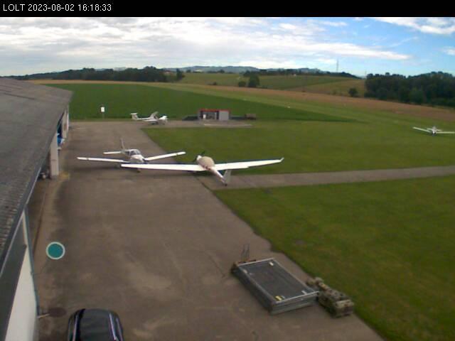 Webcam Flugplatz Seitenstetten